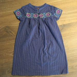 EUC Tea Collection dress Little girls size 6